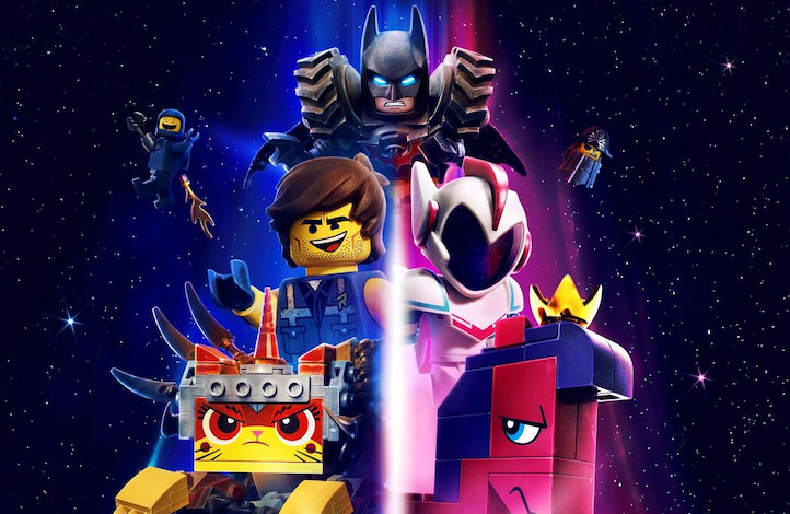 Dopo il successo di The LEGO Movie (2014), LEGO Batman – Il Film (2017) e LEGO Ninjago – Il Film (2017), arriva l'atteso The LEGO Movie 2 – Una nuova […]