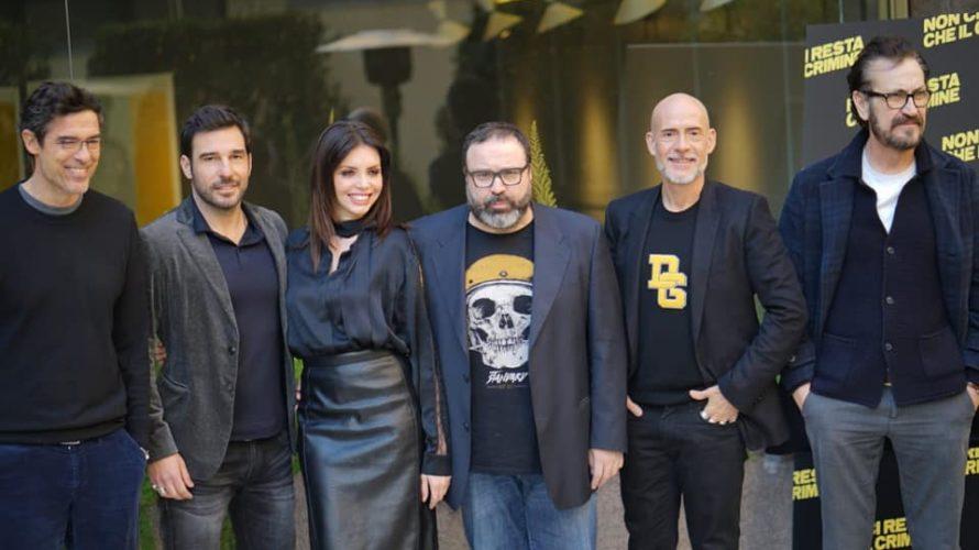 """Amici di Mondospettacolo, sono Massimiliano Bruno il regista del film: """"Non ci resta che il Crimine"""". È arrivato il giorno dell'uscita!Per chi volesse vedere il film insieme a noi, ecco […]"""