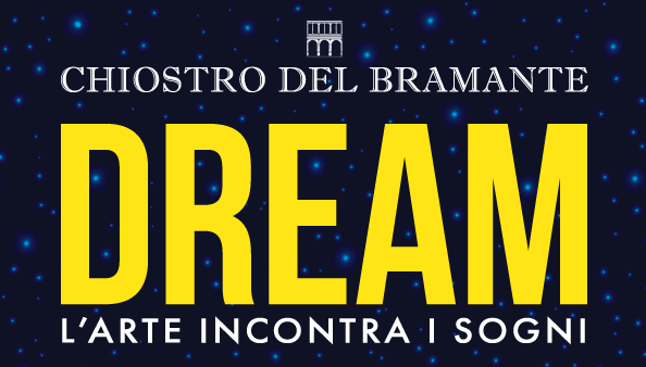 E' al Chiostro del Bramante la location rinascimentale del noto architetto Donato Bramante che 20 protagonisti dell'arte contemporanea hanno voluto narrare il loro sogno con il mezzo delle opere visionarie. […]