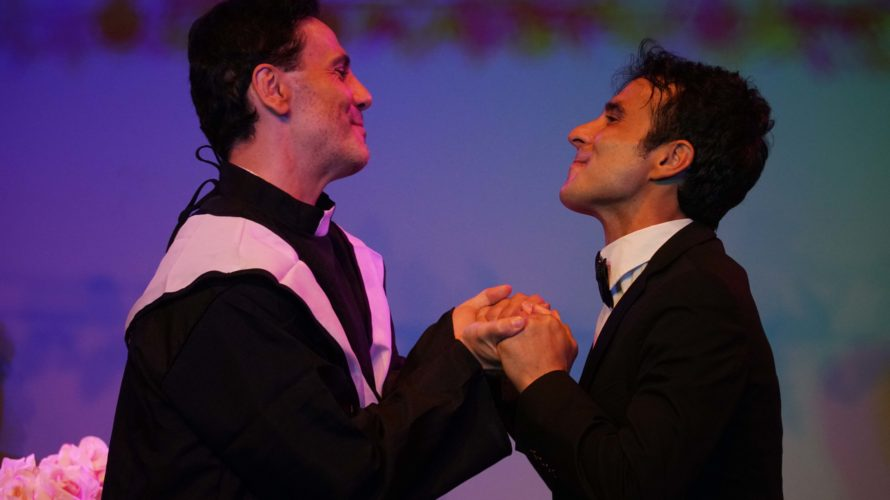 Andrà in scena dall'8 al 31 marzo 2019 al The Hudson Theatre di Los Angeles My Big Gay Italian Weddingdi Anthony Wilkinson, fortunato spettacolo ed ispirazione del film Puoi baciare […]