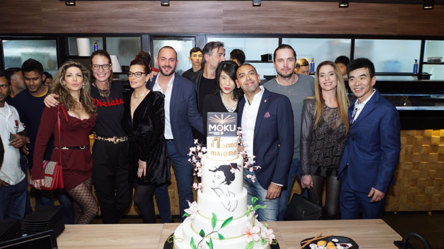"""Uno splendido party si è tenuto ieri per la prima candelina di Moku, il locale fusion più trendy della Capitale. Ieri, 31 gennaio, il ristorante """"Moku"""" diMarisa Jiang Kefengha […]"""