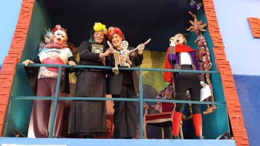 Il CETEC Dentro/Fuori San Vittore realizza un innovativo Carnevale Ambrosiano nel cuore della città meneghina con il contributo del Municipio 1. Reduce dal Carnevale di Viareggio, dove la compagnia diretta […]