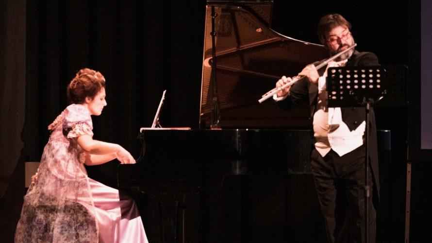 """Il Polo Culturale e Centro Didattico di Musica e Arte """"ACCAMIDEA""""  Vi invita venerdi 22 Marzo , ore 21,00  ALLA PRIMA DEL CONCERTO SPETTACOLO  al teatro […]"""