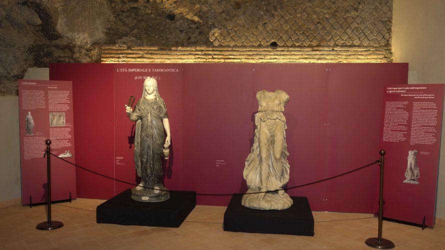 L'iniziativa nata dalla sinergia tra il Mann e l'Associazione Pietrasanta  Un itinerario che tende a collegare il Museo Archeologico Nazionale di Napoli (www.museoarcheologiconapoli.it) con i siti archeologici più […]