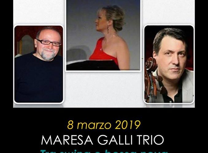 Tra swing e bossa nova   Venerdì 8 marzo, alle ore 21:00, presso il Nuovo Teatro Sancarluccio, si terrà il concerto di Maresa Galli(Trio) – tra swing e bossa […]