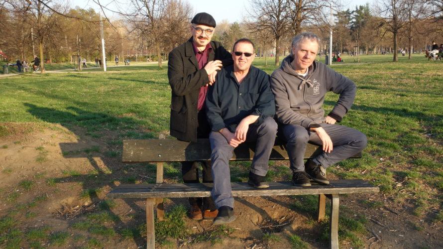"""Il Gruppo PNP (ironicamente evocativo del Gruppo TNT di Max Bunker – vedi Alan Ford) è l'acronimo dei tre musicisti Parodi, Narbona, Padovan. Questi tre """"ragazzi"""" – con serietà e […]"""
