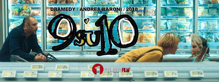 Diretto dal romano Andrea Baroni, il cortometraggio 9 su 10 verrà presentato il 3 Maggio 2019 presso il festival internazionale del film corto Tulipani di seta nera, che si terrà […]