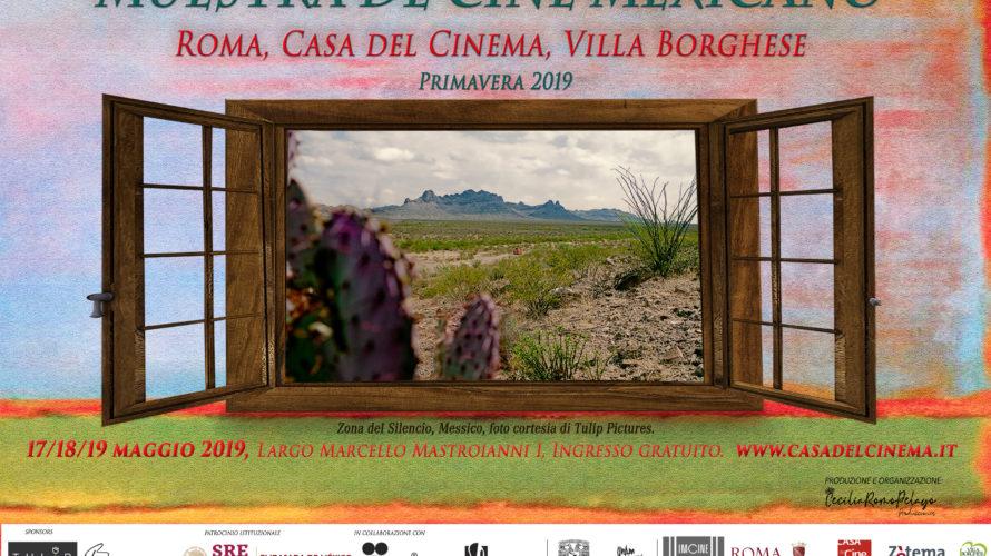 Si terrà a Roma, dal 17 al 19 Maggio 2019 – a ingresso gratuito fino a esaurimento posti – presso la Casa del Cinema, la prima edizione della Muestra de […]