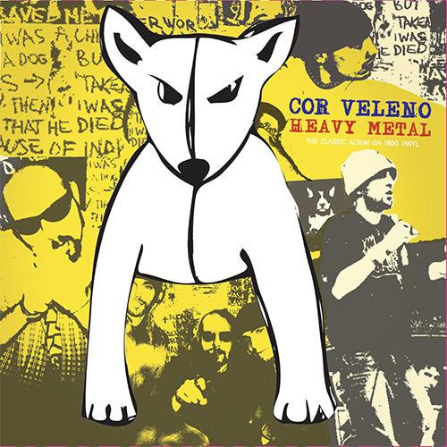 Dopo la ristampa di Bomboclat, il primo cd di Primo e Squarta, Antibemusic pubblica in vinile anche il secondo lavoro di studio dei Cor Veleno Haevy Metal. Il disco pubblicato […]