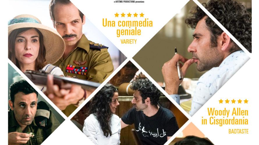 Dopo aver raccolto il plauso della critica internazionale, arriva sui grandi schermi italiani la commedia brillante sul conflitto israelo-palestinese di Sameh Zoabi: Tutti pazzi a Tel Aviv. Salam è un […]