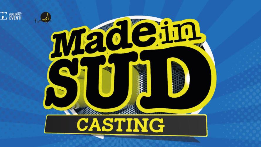 """Venerdì 17 maggio dalle 16 alle 18, poi lo show di Nello Iorio e Mariano Bruno  Entrare a far parte del cast di """"Made in Sud"""" è il sogno […]"""