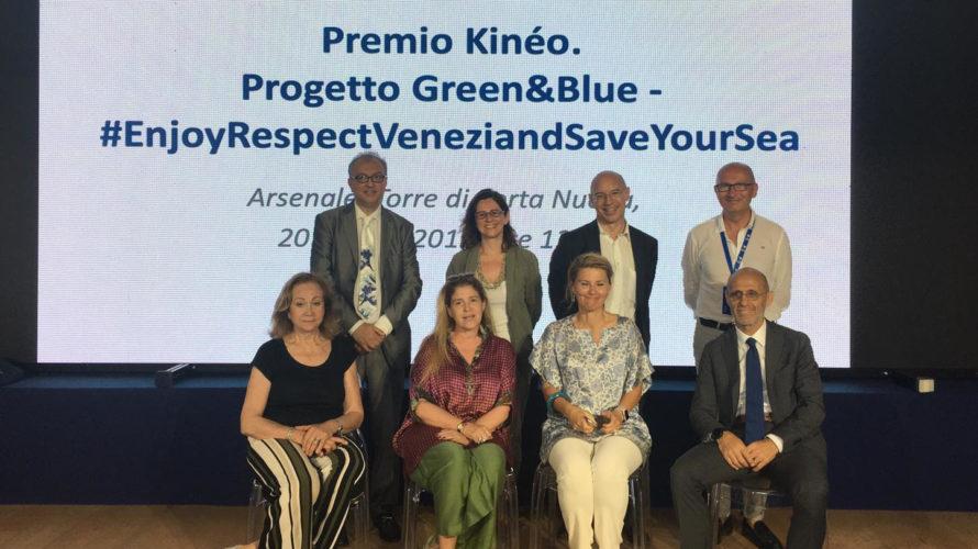 Al Salone Nautico si è svolto il primo step del progetto Green&Blu dell'Associazione Culturale Kinéo, promotrice del Premio Kinéo alla Mostra del Cinema di Venezia. L'evento #EnjoyRespectVeneziandSaveyourSea, realizzato col patrocinio […]