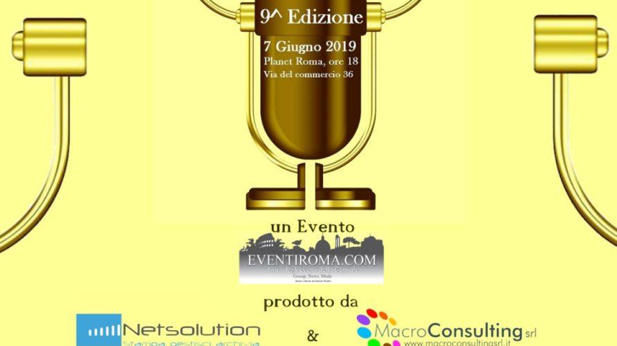Si svolgerà Venerdì 7 Giugno 2019, alle ore 18, la 9^ edizione del 'Microfono d'Oro'. La manifestazione, organizzata da Fabrizio Pacifici e presentata da Cosetta Turco, si svolgerà al Planet […]