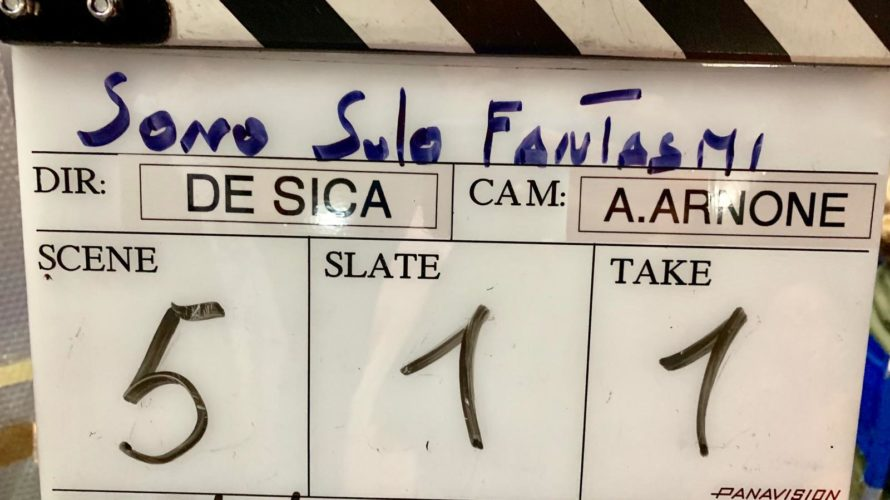 Il 3 Giugno 2019 sono iniziate le riprese di Sono solo fantasmi, il nuovo film di e con Christian De Sica, Carlo Buccirosso e Gianmarco Tognazzi. Il film è una […]