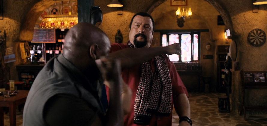 Mai si erano visti insieme sullo schermo due personaggi esplosivi come Steven Seagal e Mike Tyson. Il primo nota star del cinema action grazie a titoli come Nico, Programmato per […]