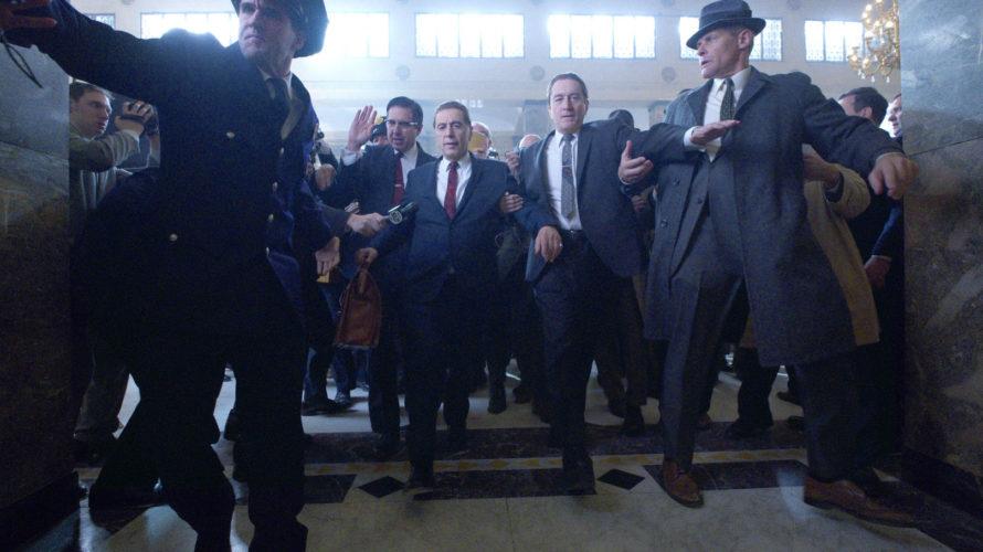 Qui sopra e al centro della pagina è possibile vedere le prime immagini diThe Irishman, che andrà in onda su Netflix nell'autunno 2019. Robert De Niro, Al Pacino e Joe […]