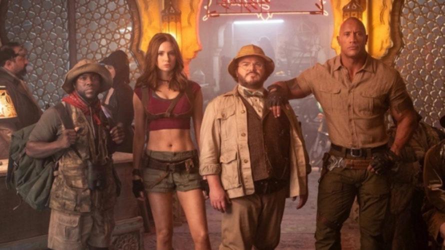 Dwayne Johnson, Jack Black, Kevin Hart e Karen Gillan sono di nuovo protagonisti nel primo trailer italiano di Jumanji: The next level. A due anni dall'uscita nelle sale di Jumanji: […]