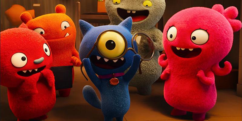 Le amatissime Uglydolls arrivano sul grande schermo a Novembre 2019 in Pupazzi alla riscossa – Uglydolls di Kelly Asbury. Dal regista di Shrek 2 e Gnomeo & Giulietta, un film […]