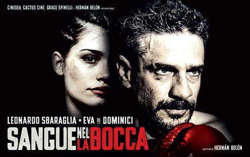 In Sangue nella bocca Ramòn Alvia (Leonardo Sbaraglia) è un pugile professionista. Ha quarant'anni, una bella moglie, Karina (Erica Banchi), e due bambini. Vive a Buenos Aires e con il […]