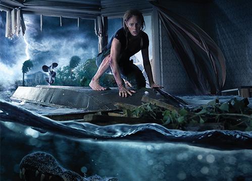 Se l'australiano Kimble Rendall aveva inscenato nel 2012 un supermercato travolto da uno tsunami e terrorizzato da un affamatissimo squalo in agguato nel suo Shark 3D, il parigino Alexandre Aja […]