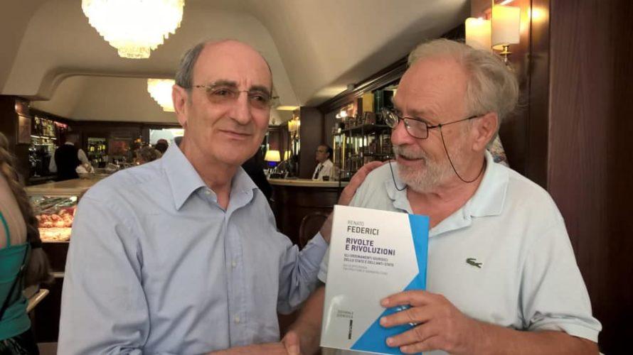 Con il suo recente volume Rivolte e rivoluzioni – Gli Ordinamenti giuridici dello Stato e dell'Anti-Stato il Professor Renato Federici cerca di fare il punto su un dibattito giuridico e […]