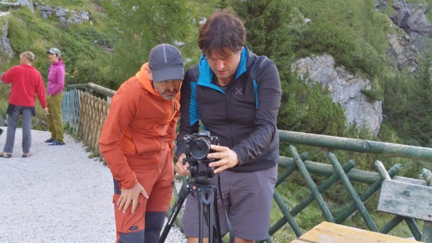 Sono iniziate dalla Marmolada le riprese in Veneto de Il cercatore di infinito: il documentario di Andrea Azzetti e Federico Mazza dedicato alla mitica figura di Armando Aste, grandissimo scalatore, […]