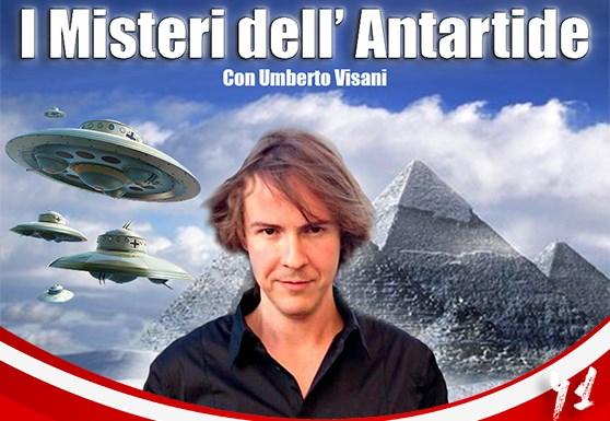 Tornano le serate del mistero al Cab41. Si riparte questo giovedí, con i misteri dell'Antartide. Umberto Visani, partirà da alcune dichiarazioni di Karl Dönitz (comandante della flotta sottomarina tedesca) […]