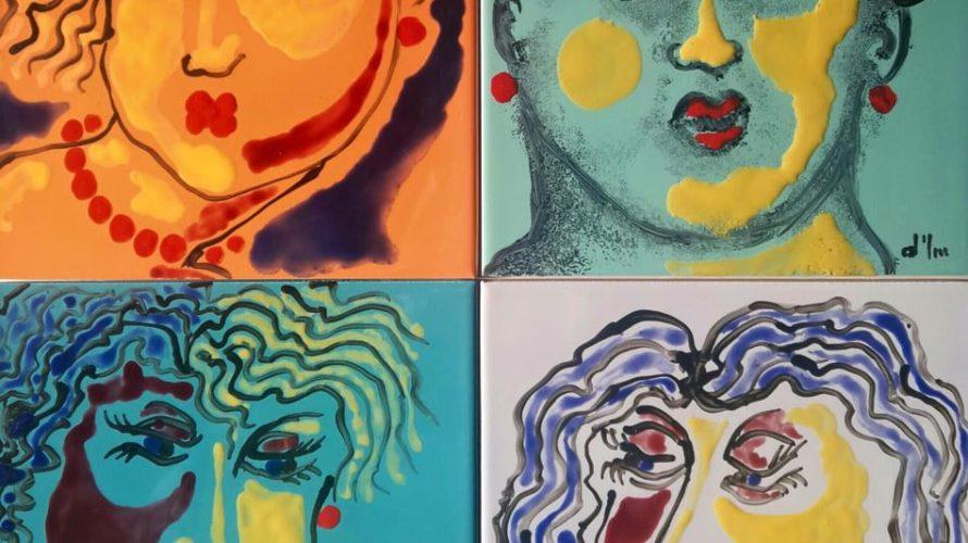 """Lunedì 21 ottobre, alle 17.30, verrà inaugurata la mostra di ceramiche – formelle """"Il fango e la luce"""" di Mario D'Imperio nelle sale della Biblioteca Flaminia in via Cesare Fracassini, […]"""