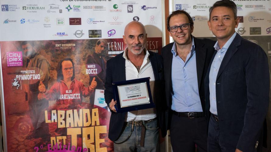 Attore attivo dagli anni Novanta, nonché regista, tra l'altro, del crime movie 5 (Cinque), Francesco Maria Dominedò è approdato presso il Terni Pop Film Fest – Festival del cinema popolare […]