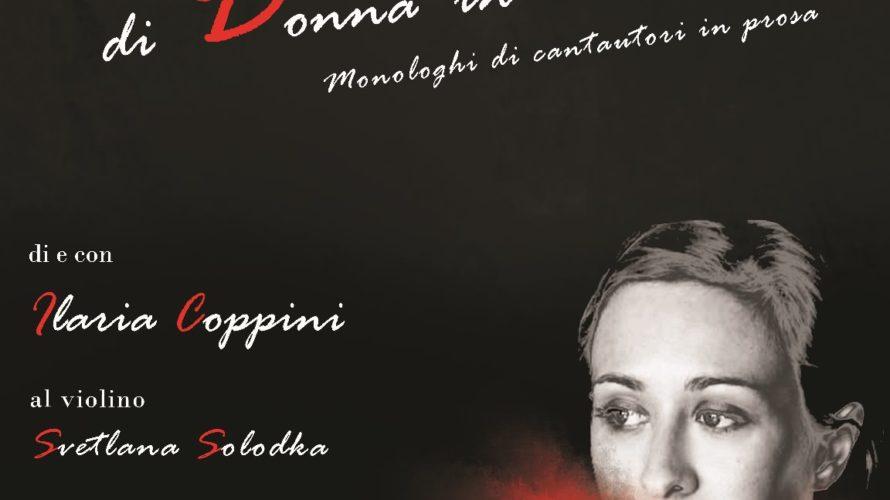 """Di Riccardo Bramante Incontriamo oggi per la nostra intervista l'attrice Ilaria Coppini che prossimamente debutterà con il suo spettacolo Teatrale """"Di Donna in Donna"""" a Roma al Teatro Porta Portese, […]"""
