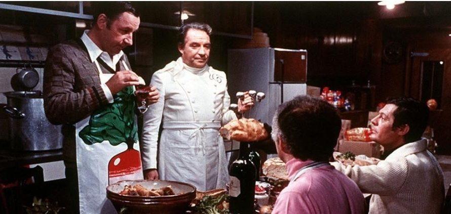 Mai nel cinema ci fu critica più feroce verso la società consumistica come quella rappresentata da Marco Ferreri ne La grande abbuffata, mitica pellicola del 1973 che trascinò all'epoca gli […]