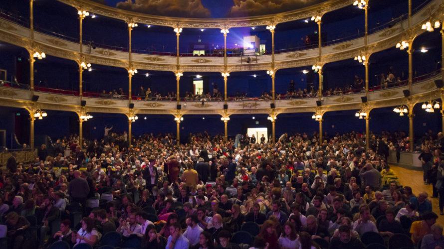 Comincia oggi, Martedì 29 Ottobre 2019, la 19° edizione del Trieste Science+Fiction Festival, in programma fino a Domenica 3 Novembre. Appuntamento nel capoluogo giuliano con la principale manifestazione italiana dedicata […]