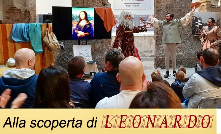 Domenica 27 ottobre la Mostra di Leonardo al Palazzo della Cancelleria ospiterà lo spettacolo Alla scoperta di Leonardo sulla vita dell'artista, che sarà proposto in tre fasce orarie: alle 11:00, […]