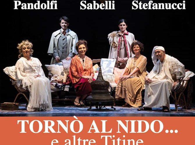 Lo spettacolo , che si basa sul robusto ed iconico testo di Titina de Filippo per la Regia di Antonella Stefanucci , arriva al Teatro Sannazzaro di Napoli dall' 11 […]