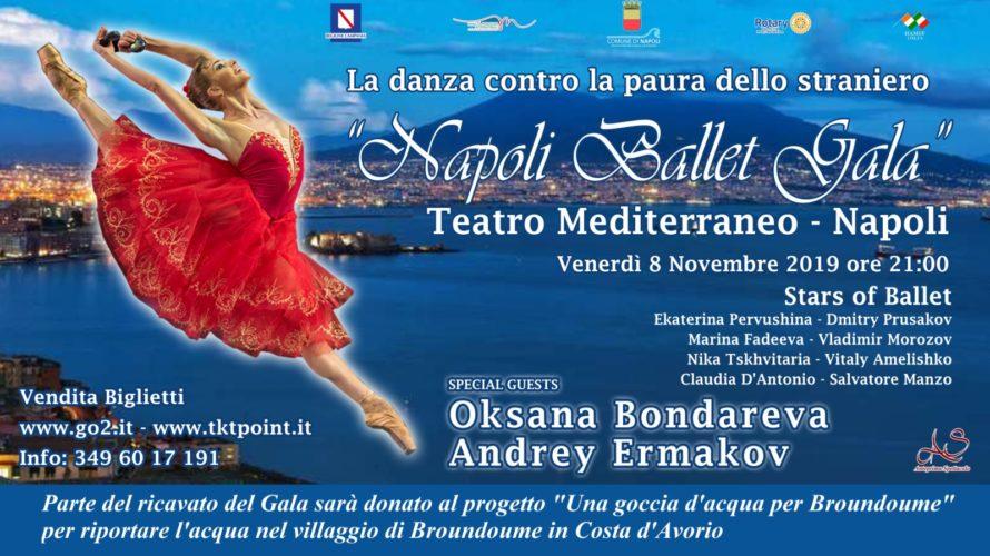 """Si terrà l'8 novembre presso il Teatro Mediterraneo alla Mostra d'Oltremare – Viale Kennedy 54 il""""Napoli Ballet Gala""""una kermesse di danza con artisti internazionali promossadall'associazione HAMEF. Un evento che vede […]"""