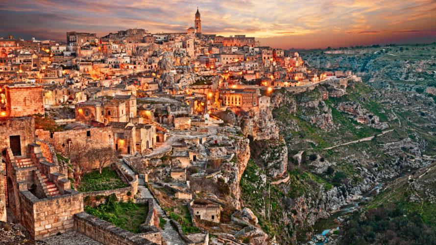 Per 4 giorni Matera, uno dei siti più unici al mondo,diventa il centro del turismo e della cultura. Nella Città dei Sassi, a partire dal 16 Novembre 2019, fino a […]