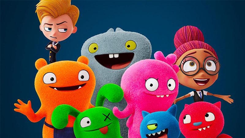 Le amatissime Uglydolls arrivano sul grande schermo il 14 Novembre 2019 in Pupazzi alla riscossa – Uglydolls di Kelly Asbury. Dal regista di Shrek 2 e Gnomeo & Giulietta, un […]