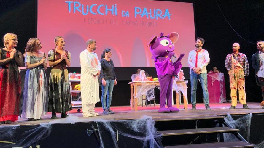 Presentato da Cinecittà World il personaggio della serie Rai Gulp Bat Pat, in occasione della notte di Halloween. E dobbiamo dire grande successo, visto che il nostro inviato sul campo […]