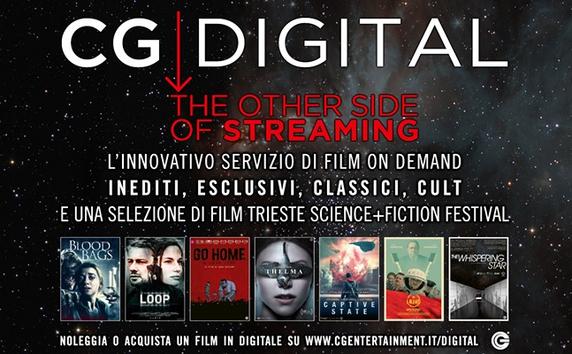 CG entertainment inaugura il proprio servizio di Video On Demand, integrando così l'offerta di dvd e blu-Ray sulla piattaforma cgentertainment.it con il noleggio e l'acquisto digitale. CG Digital debutta sul […]
