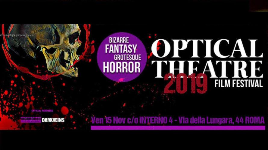 Venerdì 15 novembre 2019 si è tenuto a Roma presso l'interno 4 in via della Lungara 44, L'Optical Theatre Film Festival. Daje Chiara K Pavoni Pubblicato da Alex Napoleone Wilson […]