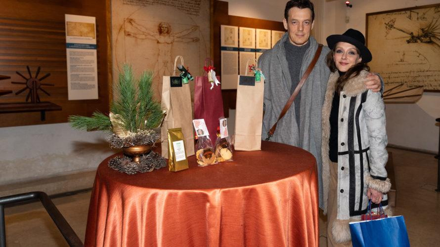 """Grande successo ieri sera per l'attesissimo evento """"NATALE CON LEONARDO"""", ilChristmas Cocktail che si è tenuto allaMostra """"Leonardo da Vinci. Il Genio e le Invenzioni – Le Grandi Macchine interattive""""alPalazzo […]"""