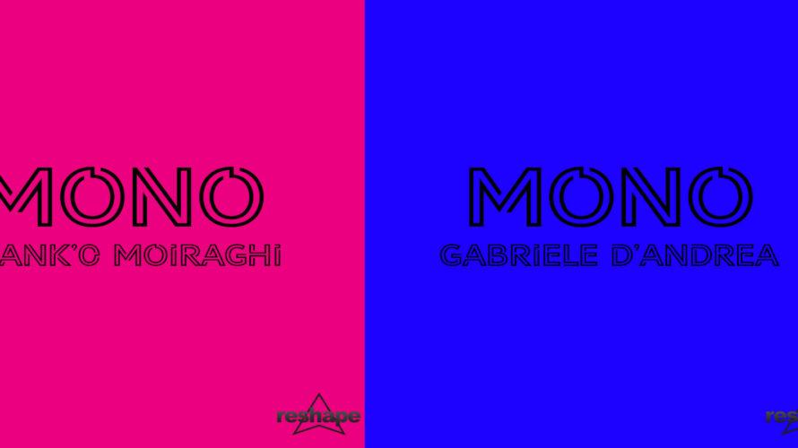 Si intitola Mono il nuovo progetto di Reshape, etichetta discografica milanese nata nel 1996 e che da sempre tiene alta la bandiera della house music. Mono è un'autentica monografia sonora […]