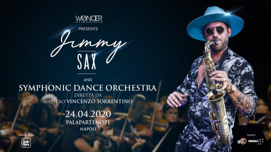 Wonder annuncia il live dell'artista francese Venerdì 24 aprile 2020 al Palapartenope di Napoli  Jimmy Sax, il sassofonista più amato in Italia, sbarca a Napoli al Teatro Palapertenope, via […]