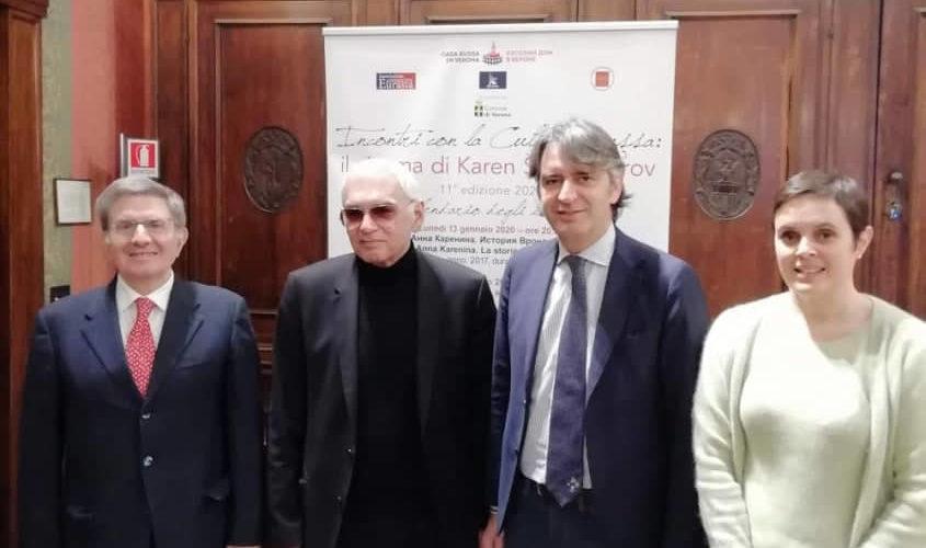Torna a Verona, dopo dieci edizioni che hanno riscosso grande successo negli anni scorsi, il cineforum organizzato e promosso dall'Associazione Conoscere Eurasia, il Consolato onorario della Federazione Russa e la […]