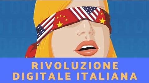 """A vent'anni dalla diffusione massiva di Internet, della """"rete"""" che ha connesso il mondo in un clic, noi Italiani siamo veri e propri """"coloni digitali"""" al servizio delle potenze straniere. […]"""
