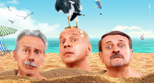Odio l'estate, il nuovo film interpretato da Aldo, Giovanni e Giacomo, con Massimo Venier in cabina di regia come ai tempi della loro applaudita prima escursione sul grande schermo, costeggia […]