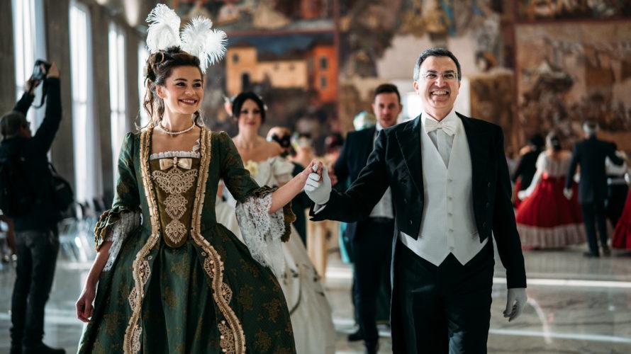 Si è tenuto all'interno del maestosoSalone d'Onore del Museo Nazionale delle Arti e Tradizioni Popolari all'EurilGran Ballo di Carnevale tra le Epocheorganizzato dallaCompagnia Nazionale di Danza Storicapresieduta daNino Graziano Luca. […]