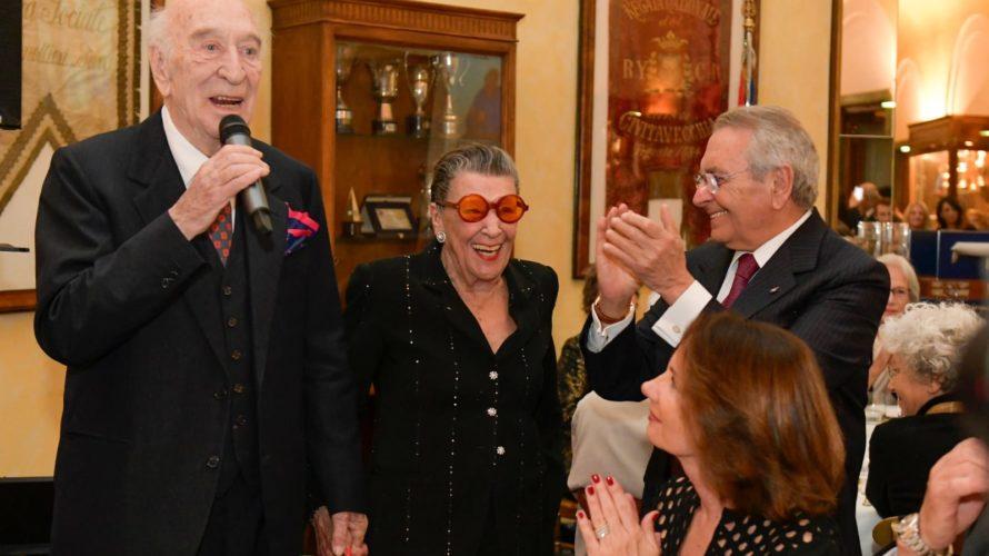 I 90 anni di Giuliano Montaldo festeggiati con Visioni&Illusioni e tanti amici tra emozioni, gioia e affetto E' festa grande per Giuliano Montaldo che ha spento 90 candeline. Un anniversario […]