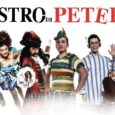 "AB MANAGEMENT e OTI presentano in esclusiva in Italia in accordo con MISCHIEF WORLDWIDE LTD   ""CHE DISASTRO DI PETER PAN""   dalla commedia originale di J.M.Barrie di Henry Lewis, […]"