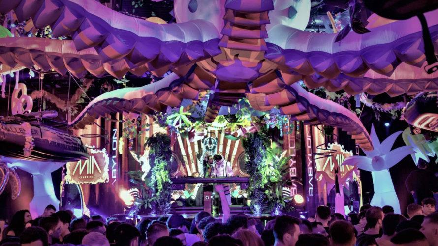Dopo la serata sold out con Gigi D'Agostino, il calendario del Mia Clubbing presenta due party destinati a trasformare il locale in qualcosa di assolutamente inedito. Sabato 22 febbraio 2020 […]